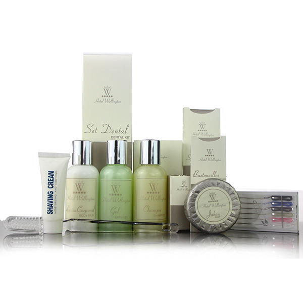 ihotel High Quality Five Star Hotel Amenities Set Supplies