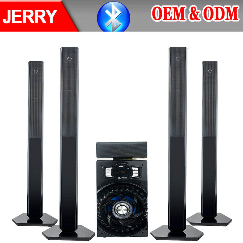 cheap price 5.1 home theater system wholesale surround sound home theater speaker amplifier with karaoke