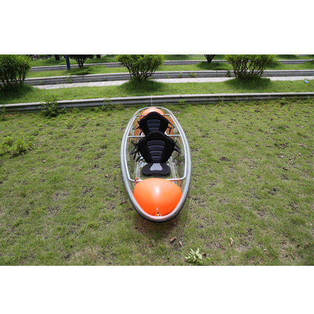 Wholesale Crystal Plastic Pc 2 Person Kayak Sale