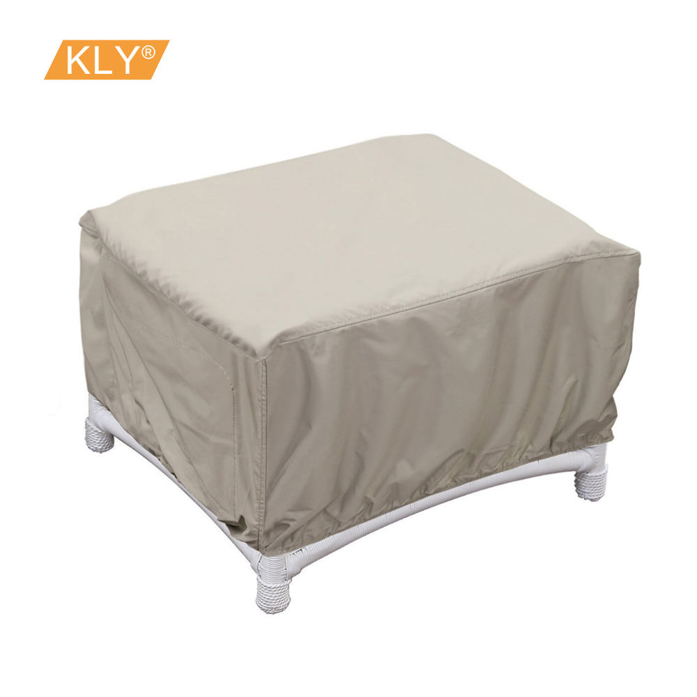 600D polyester pvc coated waterproof UVinhabited garden furniture covers outdoor furniture covers