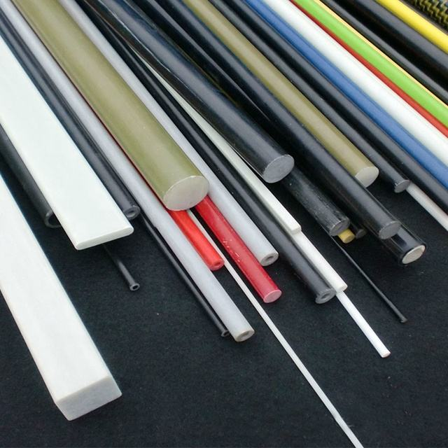 Fiberglass Pultruded Profile Square FRP Rod