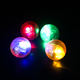 Rubber Ball Kids Toy 60MM High Quality Rubber Light Up Led Flashing Bouncing Ball With Led Lights