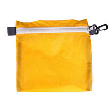 Outdoor Waterproof bag Swimming bag pouch for camping hiking with hook zipper storage bag