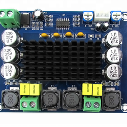 XH-M543 High Power Digital Amplifier Board TPA3116D2 Audio Amplifier Module D Class 2*120W