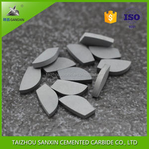 raw material YG6/K20 carbide knives and cutting blades, woodcutting tools
