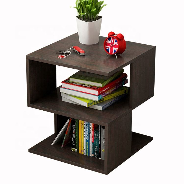 best selling moderate price modern wood wooden factory price side table for living room