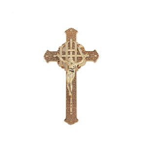 JS-Jesus 1# Funeral supplies plastic cross