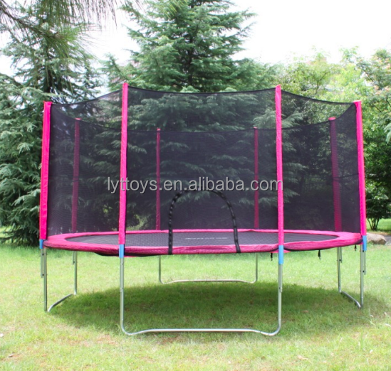 2020 Good quality outdoor large fitness trampoline for sale