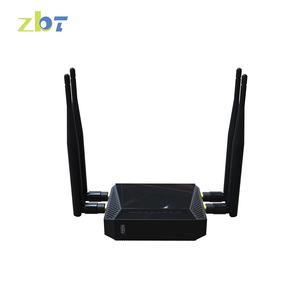 MT7620A Wifi OpenWRT Kabel Router dengan Kartu SIM ZBT-WE3926