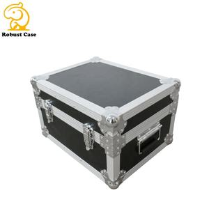 China manufacturer high quality flight storage tool case with metal corner, lock, handle and frame