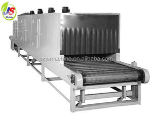 DWT Series conveyor air mesh belt dryer