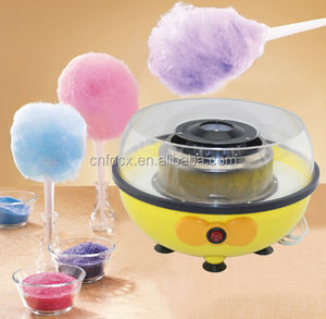 High quality home mini electric cotton candy maker