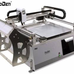 EW- NeoDen3V low cost 2 visual head desktop pick and place machine for SMT soldering pcb