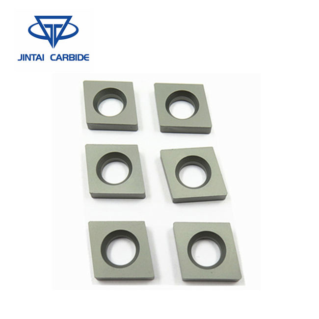 K10 Factory Supply Carbide Clamped Blades Sealing Insert Tip