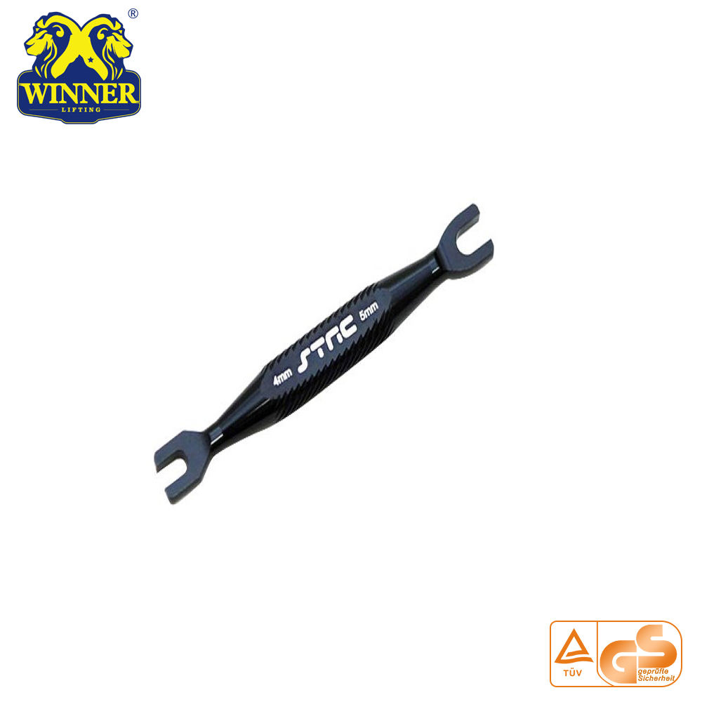 Black color Durable plastic turnbuckle