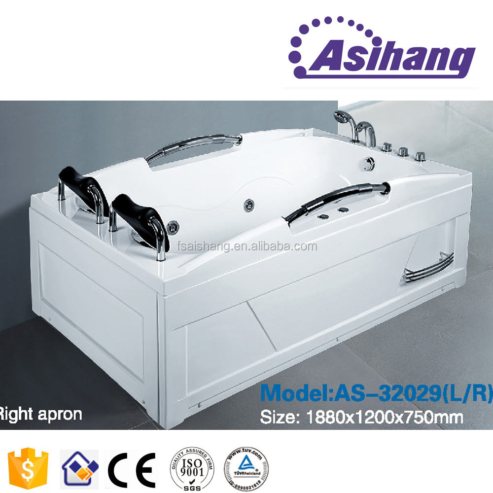 free sample bathroom acrylic massage bathtub production machines