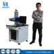 3D CO2 laser marking machine for logo printing for sale
