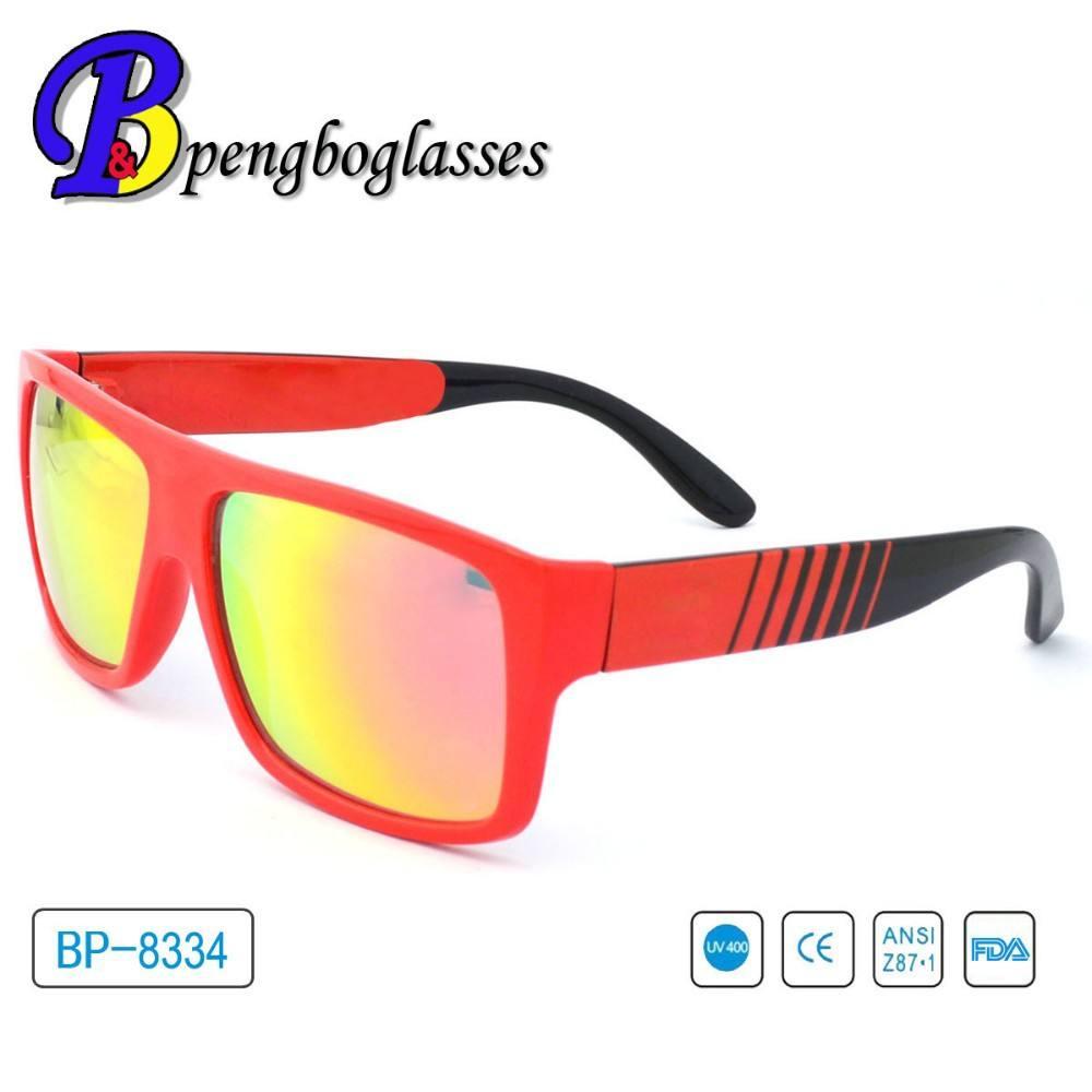 unisex design personalizzati di alta qualità occhiali da sole revo