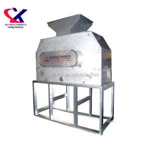 High Efficiency Passion fruit Juice Machine  passion fruit pulping machine  passion fruit pulper