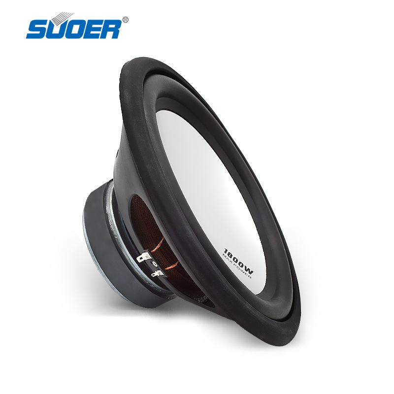 Wholesale cheap 10 inch car subwoofer speaker 12inch high spl Car Audio Subwoofer Speaker