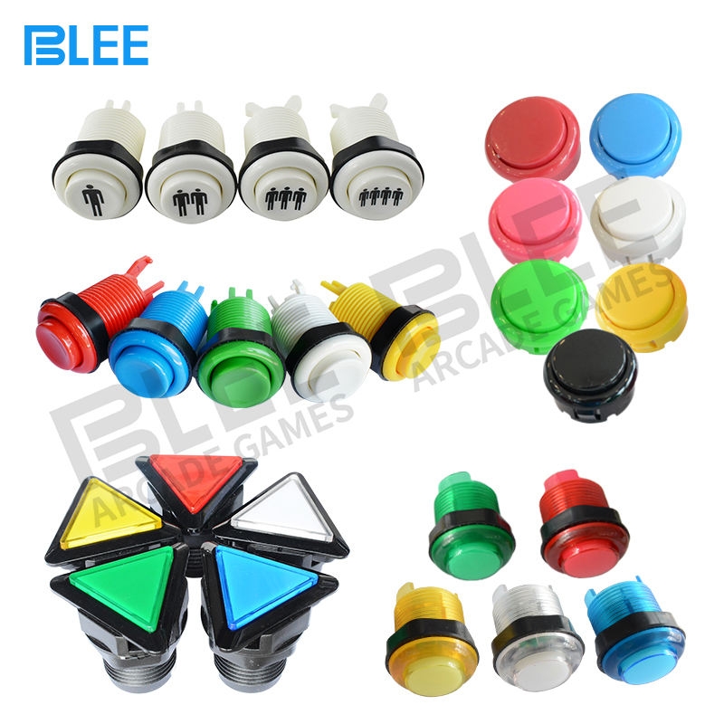 Blee Tech Plastic Material Pcb Mount Push Button Switch