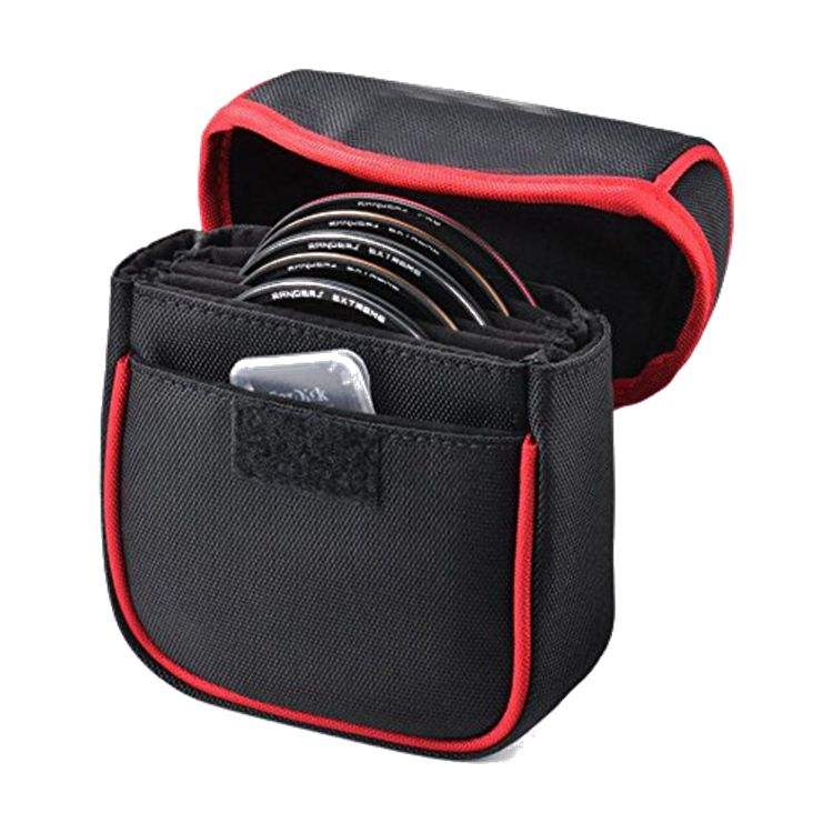 Wholesale Waterproof Camera Bag Small Photo Album Bag Camera Lens Case