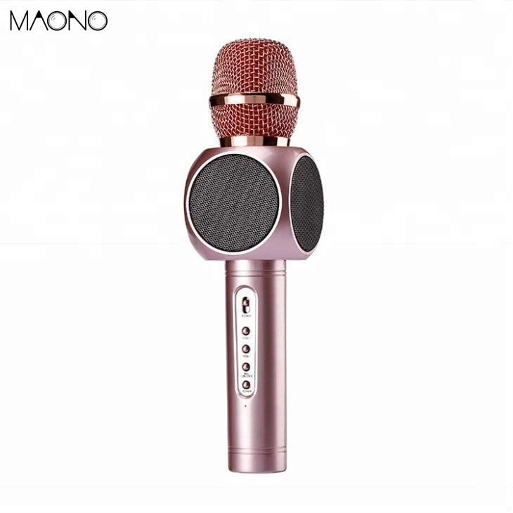 High high sensitive Karaoke high range vocal wireless microphone