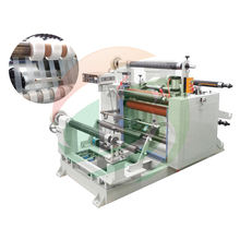 Roll to Roll Slitting Machine for Lithium Battery Separator