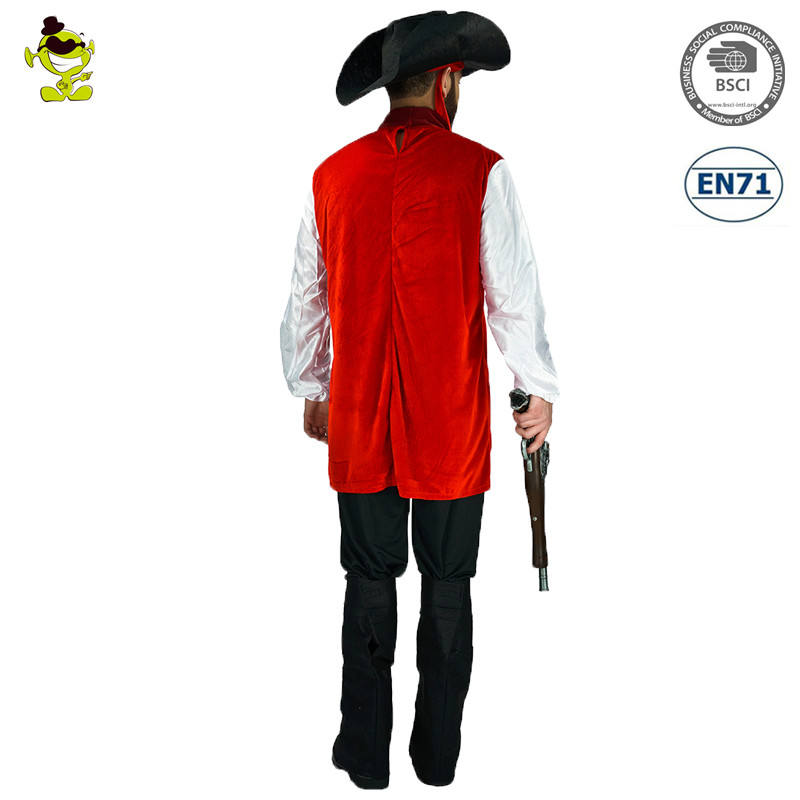 Adult Costume Masquerade Carnival Party Cosplay Bandit Costume Adult Cruel Bandit Costume For Men
