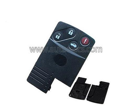 Per Mazda M5 M6 CX-RX-Smart Caso Chiave A Distanza 3 + 1 Button