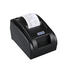 HSPOS receipt bill 5805 bluetooth thermal Printer 58mm esc pos code printer with free sdk