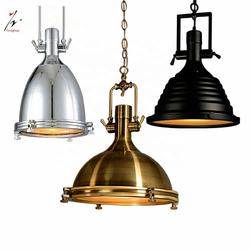 Vintage Industrial Pendant Lamp E27 Restaurant Bar Cafe Home