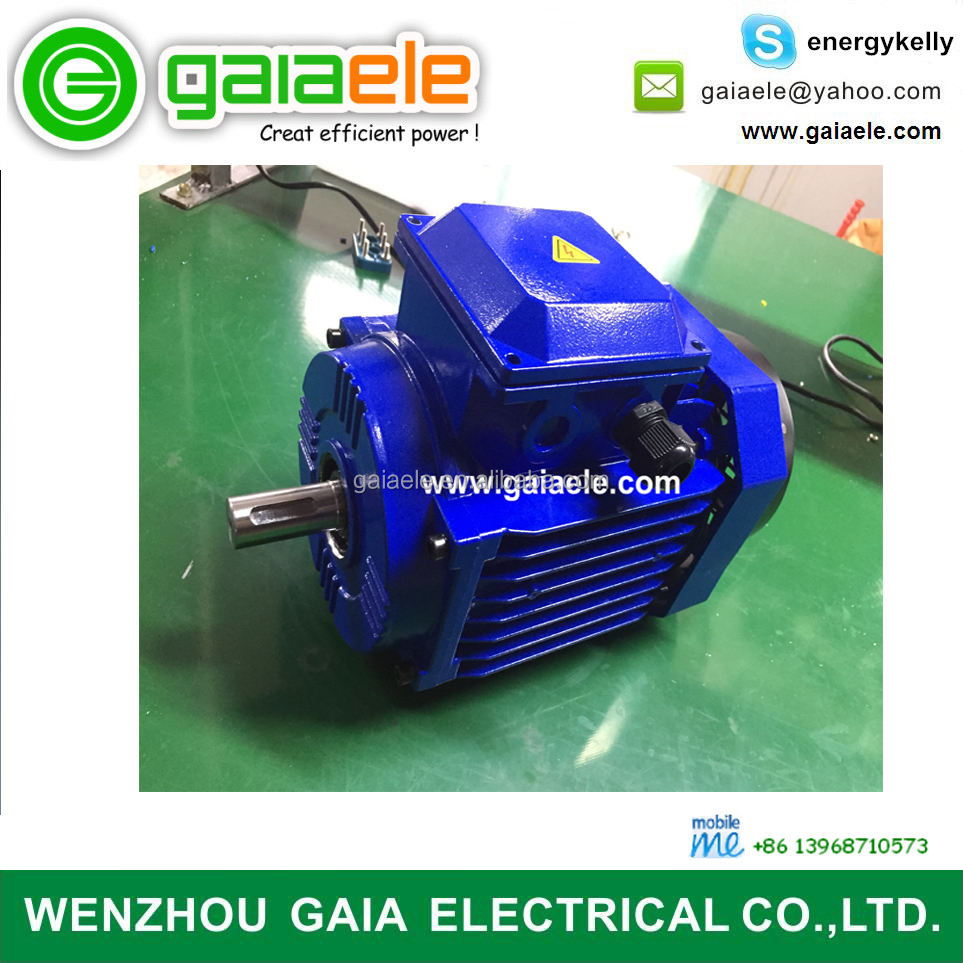 Square Aluminium housing Three Phase Electric Induction motor ABB type High Quality