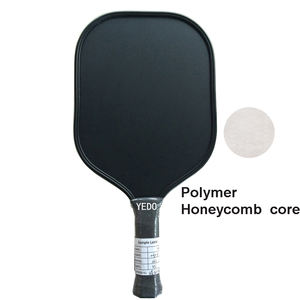 2018 Promotional item pickleball paddle rackets with control pickleball paddle