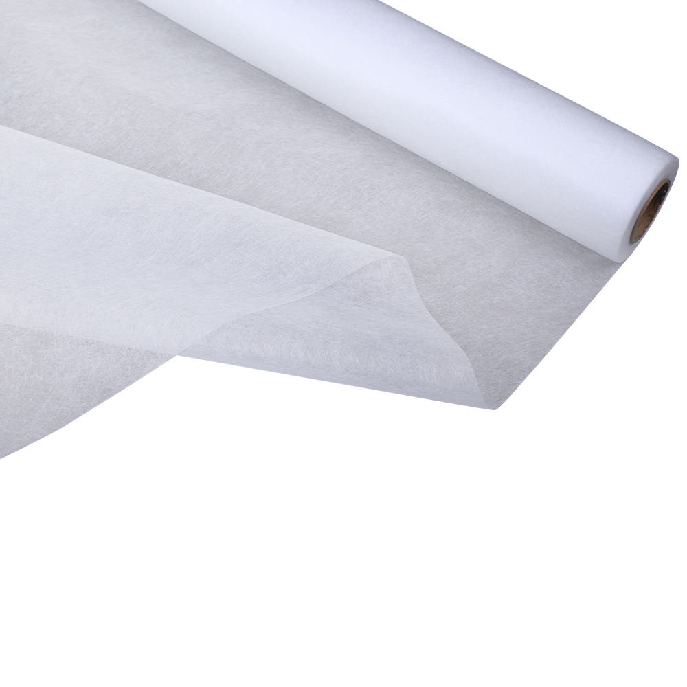 Non Woven Fusible Interlining Hot Melt Adhesive Web For Garment
