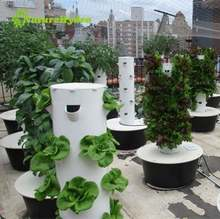 Best Price Aeroponic Hidroponic Pvc Tower System Garden
