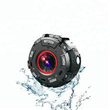Fashion design wireless mini dv sport cam 4k underwater action camera waterproof
