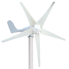 Off-grid  24v48v 1KW  wind generator wind turbine