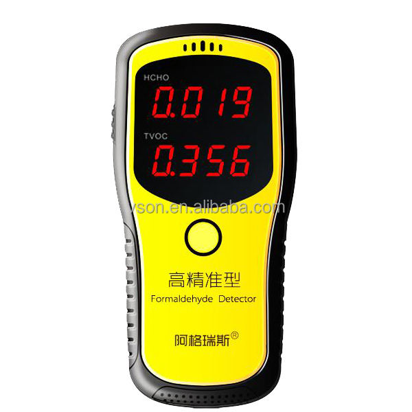 Work area gas safety monitoring portable 3 in 1 gas detector