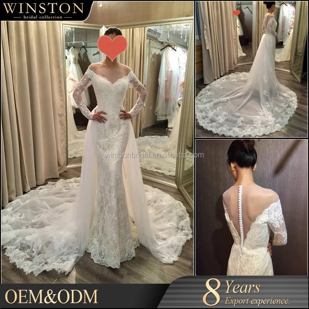 <span class=keywords><strong>2012</strong></span> عميق الخامس الرقبة فستان الزفاف