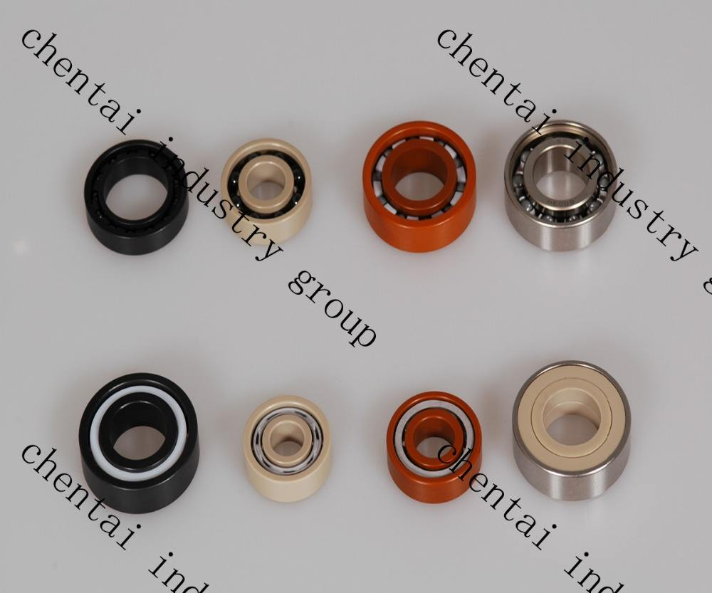 Smooth Full or Hybrid Ceramic Ball Bearings