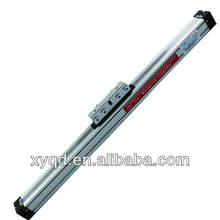 Pneumatic cylinder double acting rodless cylinder