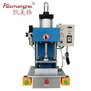 XD-134 Manual Leather Letters Hot Stamping Machine Heat Press