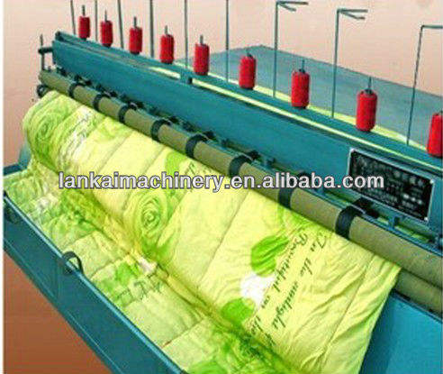 automatic high efficiency quilting machine/quilt making machine/quilt sewing machine