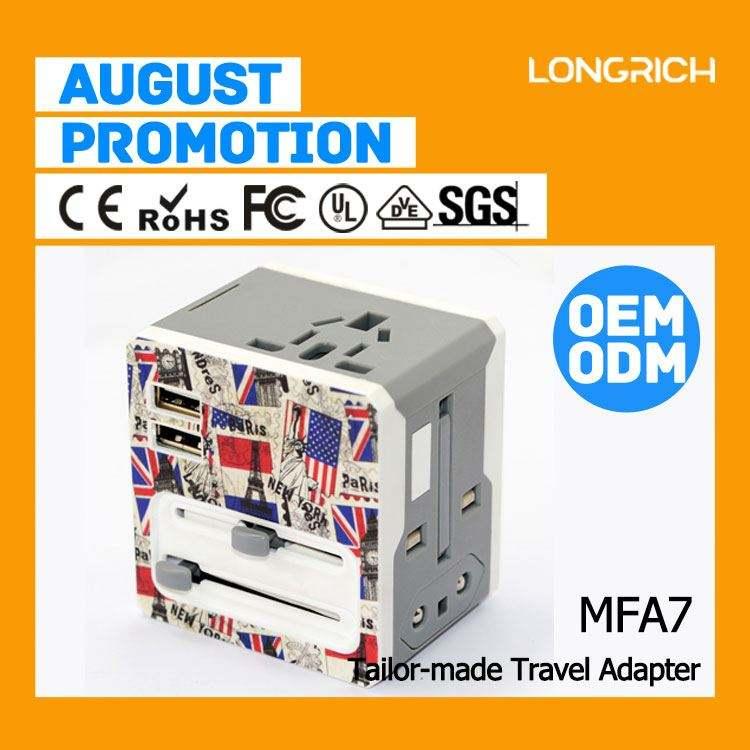Produto novo assento adaptador, 12v 8.5v para adaptador dc