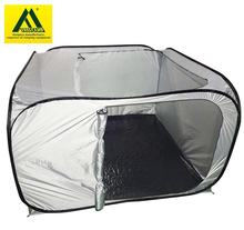 Folding mosquito net tent family relief tent tent for emergency