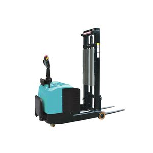 1.2t 1200kg counterbalance electric stacker walkie and platform