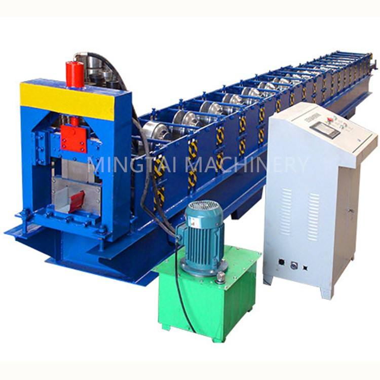 Price for Roof Gutter Roll Forming Machine