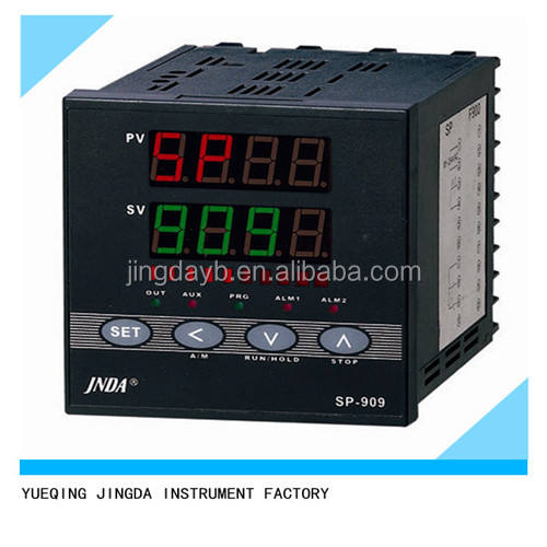 SP-909 PID Fuzzy Logic Temperature Controller, AI Regulator with single phase SCR zero passage trigger multi output