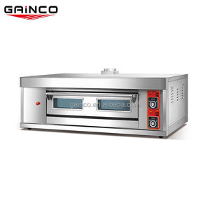 10kw commercial small fast gas pizza oven